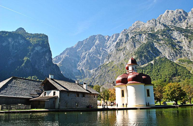 Tour zum Königs-See Berchtesgaden Wieskirche Eagles Nest Wolfsschanze Transfer Ibel München