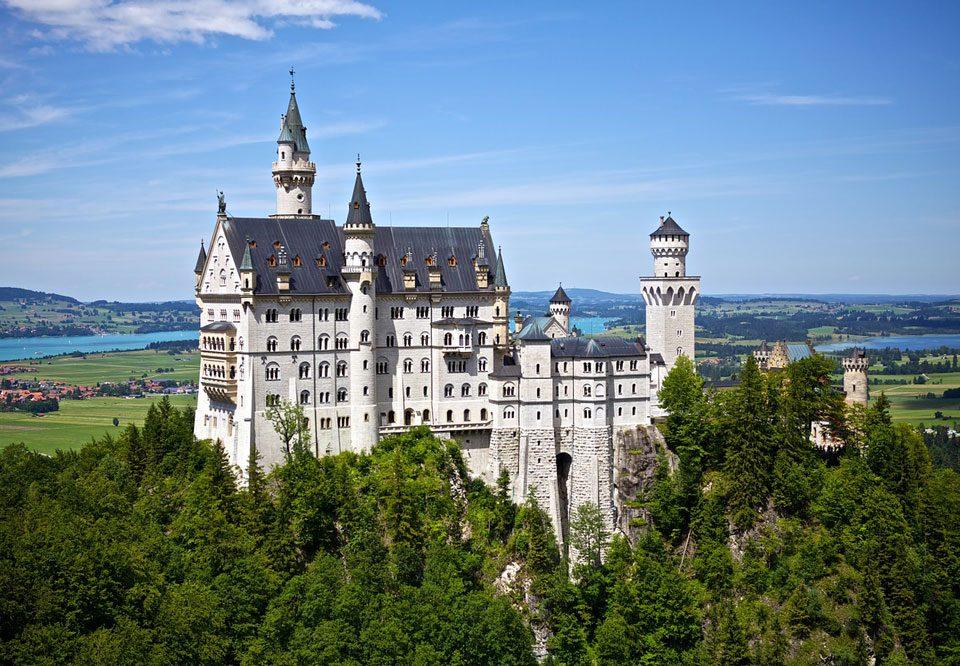 Tour Schloss Neuschwanstein Ludwig II Transfer Ibel München